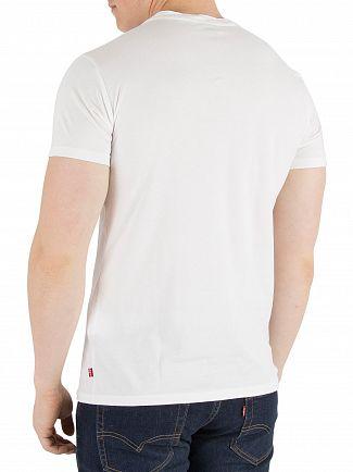 Levi's White 84 Sportswear Graphic T-Shirt