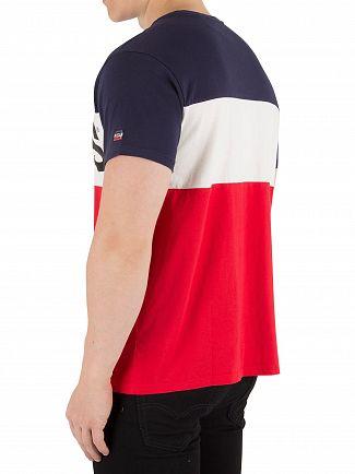 Levi's Peacoat Colorblock T-Shirt