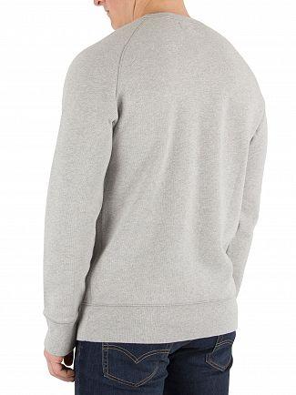 Levi's Grey Heather Original Icon Sweatshirt