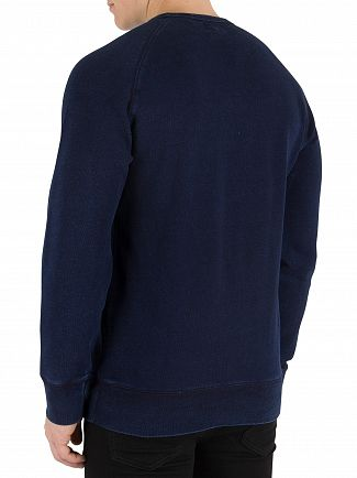 Levi's Indigo Original Icon Sweatshirt