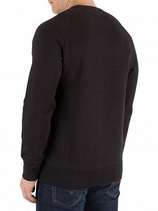 Levi's Black Original Icon Sweatshirt