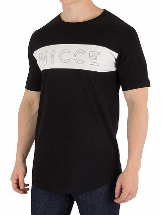 Nicce London Black Colt T-Shirt