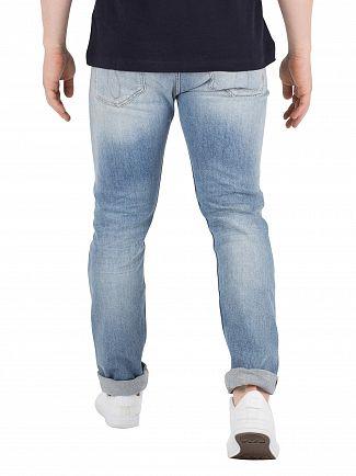 Calvin Klein Jeans Legion Blue Skinny West Jeans