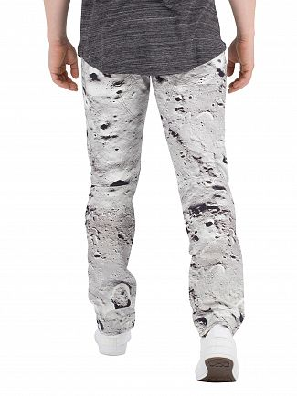 G-Star Black/Bullit Pharrell Williams X52 3D Tapered Jeans