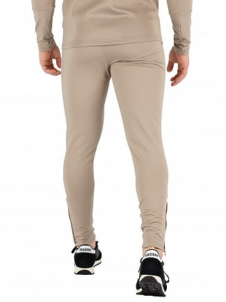 Kings Will Dream Beige Putney Tape Joggers
