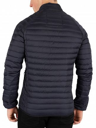 Superdry New Navy Core Down Jacket