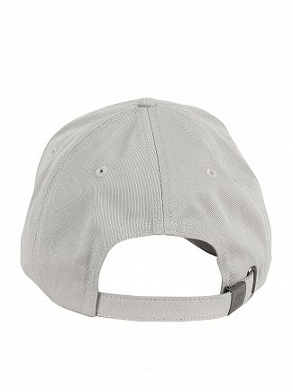 Tommy Hilfiger Drizzle Grey Classic Baseball Cap