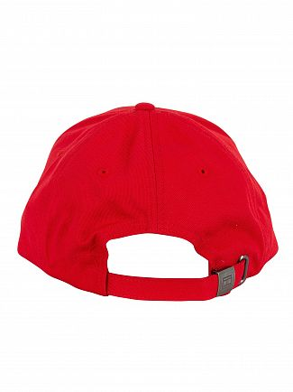 Tommy Hilfiger Apple Red Classic Baseball Cap