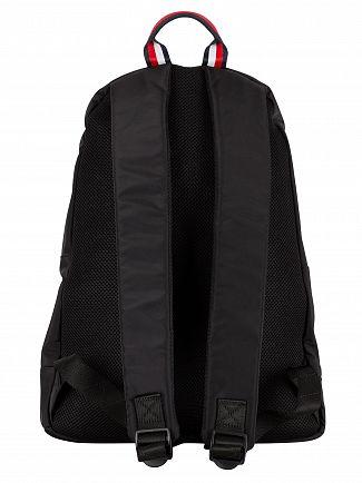 Tommy Hilfiger Black Escape Backpack