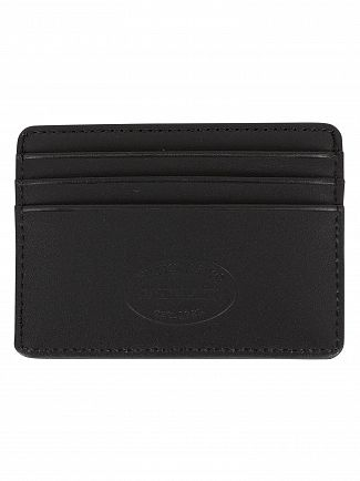 Tommy Hilfiger Black Eton Card Holder