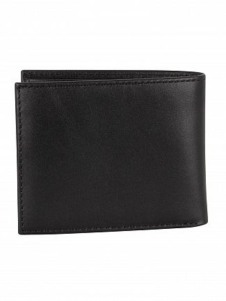 Tommy Hilfiger Black Eton Mini Wallet