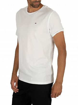 Tommy Hilfiger Classic White Icon T-Shirt