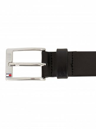 Tommy Hilfiger Black New Aly Belt
