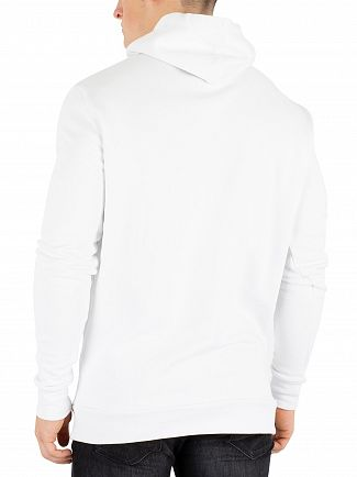 11 Degrees White Core Pull Over Hoodie