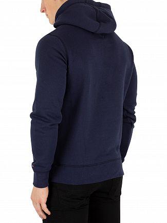 Tommy Hilfiger Navy Blazer Pullover Hoodie