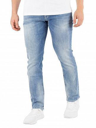 Tommy Jeans Jacbo Light Blue Slim Fit Scanton Jeans