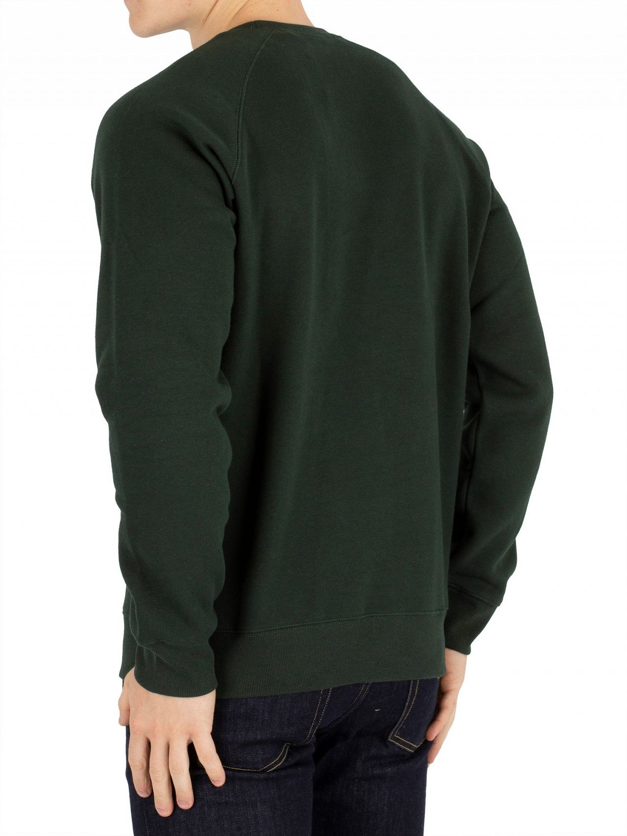 Lodengold Standout Chase Wip Carhartt Sweatshirt S6w5vFq