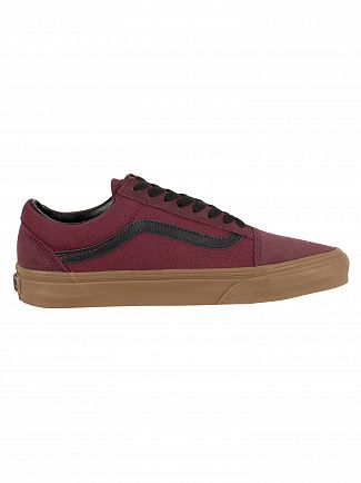 Vans Catawba Grape Old Skool Gum Outsole Trainers