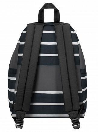 Eastpak Slines Black Padded Pak'R Backpack
