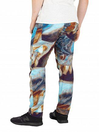G-Star Aero Blue Hazel Pharrell Williams X Elwood X52 3D Tapered Jeans