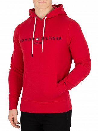 tommy-hilfiger-red-jumper