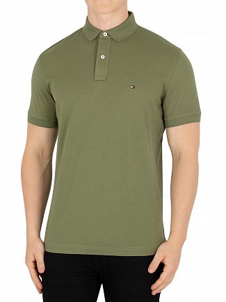 Tommy Hilfiger Four Leaf Clover Regular Polo Shirt