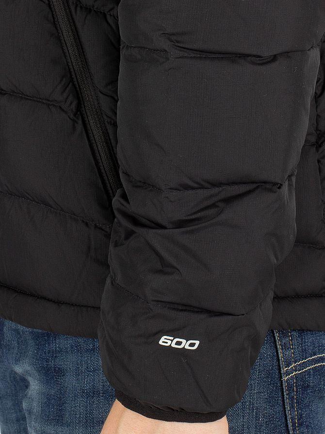 The North Face Men s Paz Hooded Logo Puffa Jacket 5050eaba9