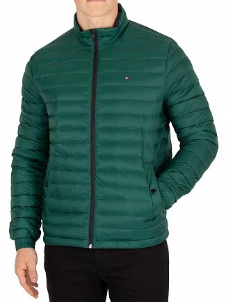 Tommy Hilfiger Forest Biome Light Weight Packable Jacket