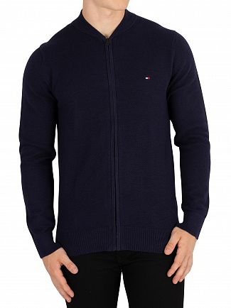 Tommy Hilfiger Sky Captain Cotton Linen Texture Jacket