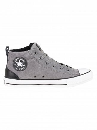 Converse Mason/Black/White CT All Star Street Trainers