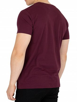 Gant Purple Fig Original T-Shirt