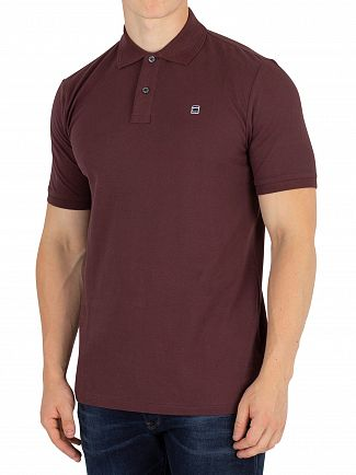 G-Star Dark Fig Dunda Polo Shirt