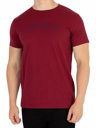 Hackett London Crimson Mr Classic T-Shirt
