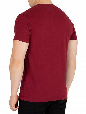 Hackett London Crimson Mr Classic T-Shirt