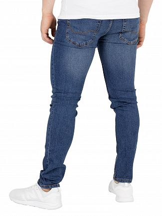 Jack & Jones Blue Denim Liam Original 005 Skinny Jeans