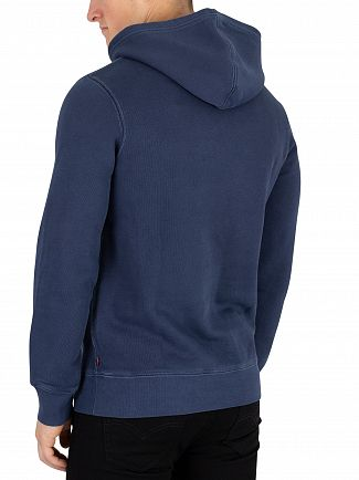 Levi's Sportswear Navy Graphic Pullover Hoodie