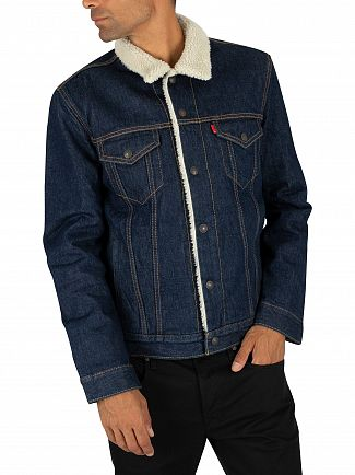 Levi's Rockridge Sherpa Trucker Jacket