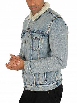 Levi's Stonebridge Sherpa Trucker Jacket