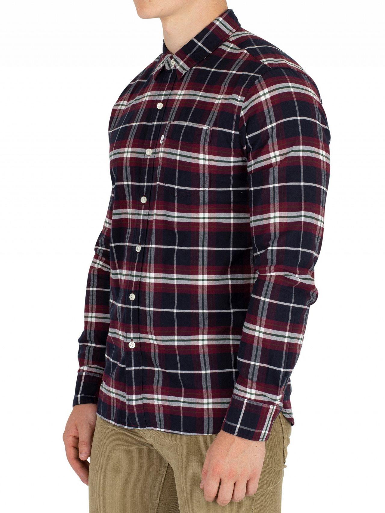 1696dbf55451 Levi s Wildcat Sunset Pocket Shirt