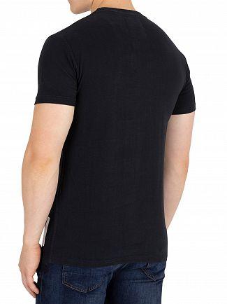 Superdry Eclipse Navy Vintage Logo T-Shirt
