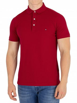 Tommy Hilfiger Rhubarb Slim Polo Shirt
