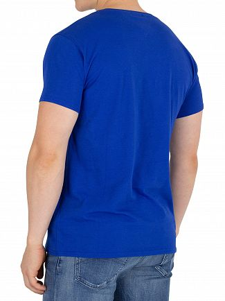 Tommy Jeans Surf The Web Essential Solid T-Shirt
