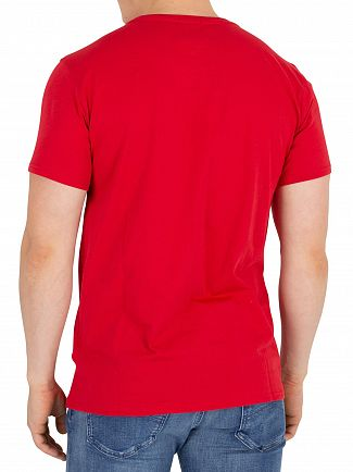 Tommy Jeans Samba Essential Solid T-Shirt
