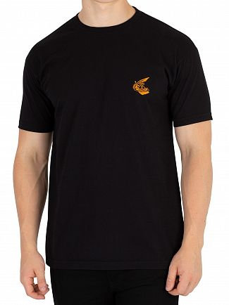 Vivienne Westwood Black Boxy T-Shirt