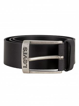 Levi's Black New Duncan Belt