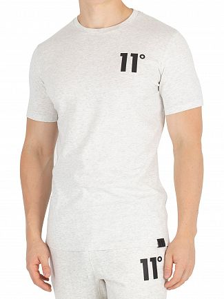 11 Degrees Snow Marl Core T-Shirt