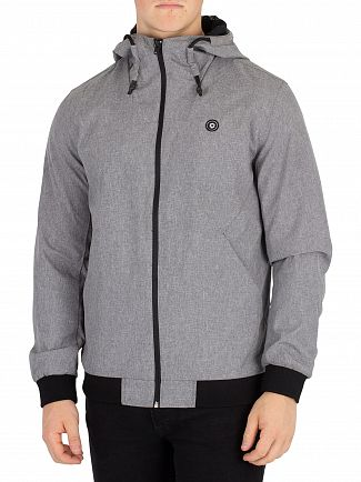 Jack & Jones Light Grey Melange Alu Jacket