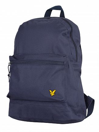 Lyle & Scott Navy Core Backpack