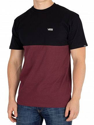 Vans Port Royale/Black Colorblock T-Shirt