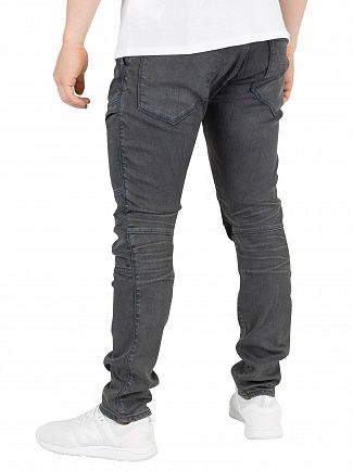 G-Star Dark Aged Rackam Skinny Jeans